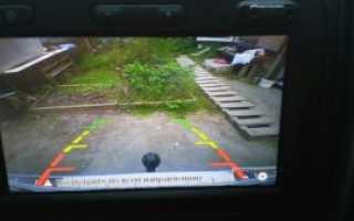 Как установить камеру заднего вида на Renault Duster своими руками