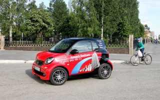 Заряженный компактный Smart Brabus едет в Россию