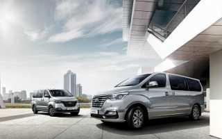 Обзор Hyundai H