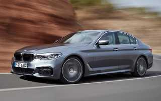 Новые BMW 5