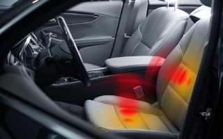 Как сделать подогрев сидений на автомобиле?