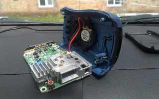 Как сделать ремонт антирадара (радар-детектора) своими руками