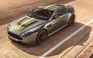 Обзор Aston Martin Vantage 2018