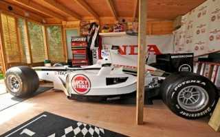 Болид Формулы‑1 своими руками