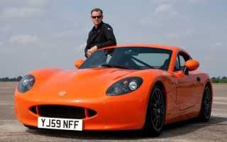 Самые красивые спортивные автомобили